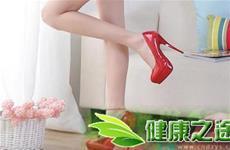 女人小腿肌肉萎縮竟因腳上天天不離它